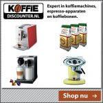 Marktplaats overzicht koffie discounter