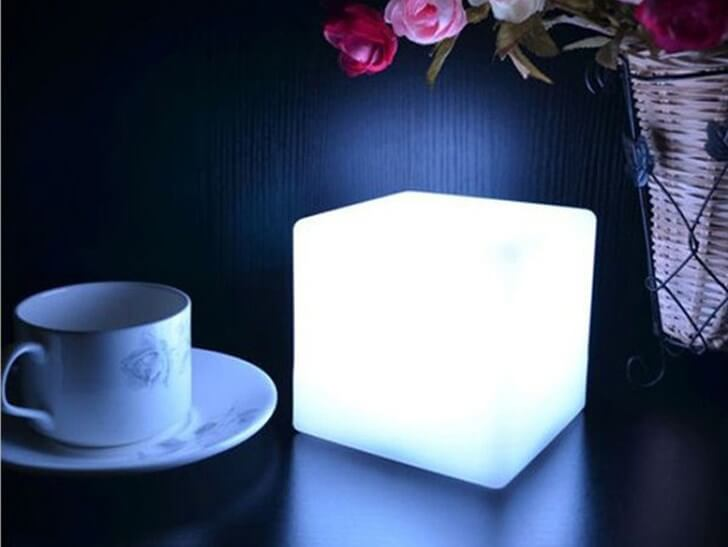 Magic Light LED Cubes